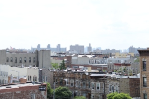 Bushwick panorama. Photo by Natalie Burlutskaya (c) 2013 for re:artiste