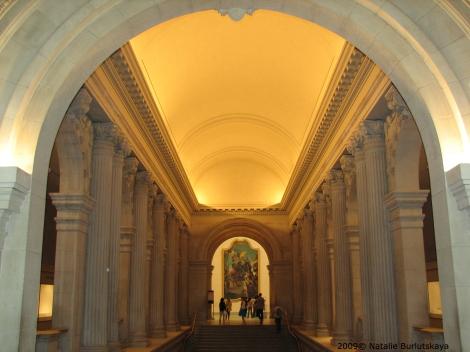 Inside the Metropolitan Museum of Art
