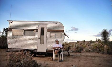 The desert house for Alvaro