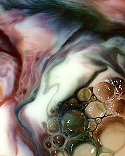 """Spring River Rush"", by Ann Langdon"