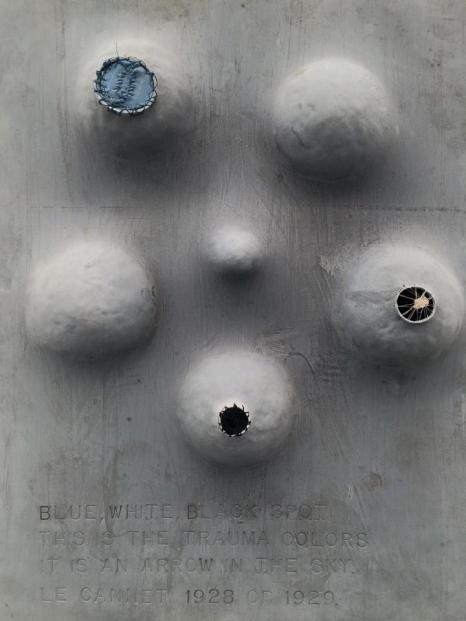 "Louise Bourgeois, ""The Trauma Colors"""