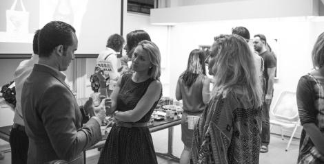 Yubal Marquez Fleites (Arte Collective), Maria Kordova and Natalie Burlutskaya (RE:ARTISTE)
