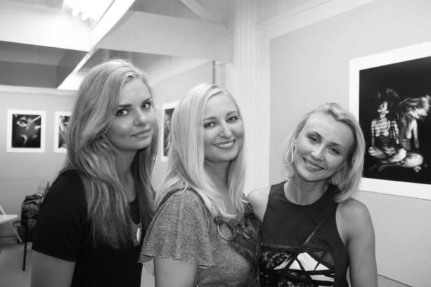 Kate Goltseva, Natalie Burlutskaya (RE:ARTISTE), Maria Kordova (RE:ARTISTE)