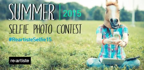Summer Selfie Photo Contest