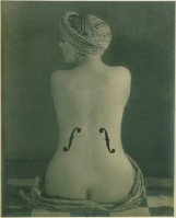ManRay-LeViolonD'Ingres_1924_photo-ink-pencil