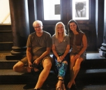 Team RE:ARTISTE - Lawrence Wheatman, Natalie Burlutskaya, Larissa Nowak