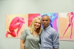 Natalie Burlutskaya/RE:ARTISTE and Rodney J. Woodland
