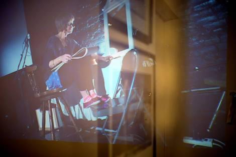 CarolScavotto+VideoArt+GoingBlonde+reartiste