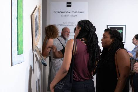 reartiste+ArtShow+EnvironmentalFoodChain